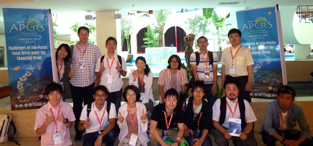 JCRS Young Member Group at the 3rd APCRS